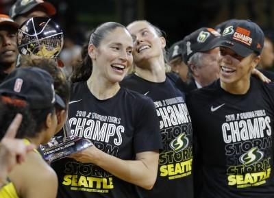 NBA》金塊找來女籃冠軍後衛 期待擦出不同的火花