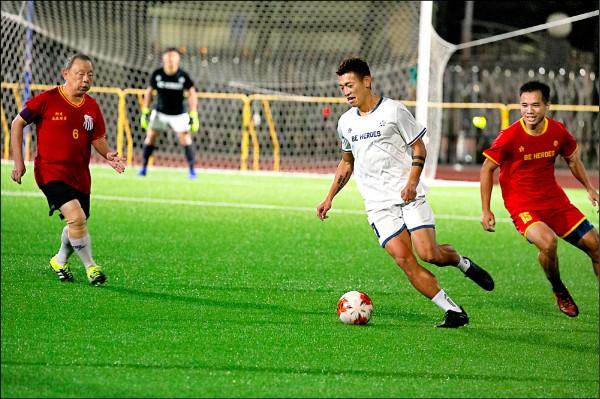國際高中足球賽 陳柏良期許長久