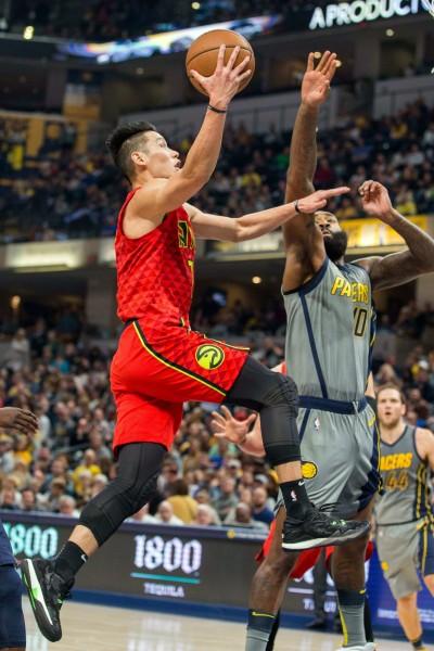 NBA》林書豪末節追分獲全隊最高16分 老鷹仍遭逆轉吞7連敗