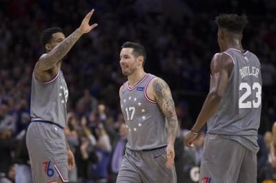 NBA》巴特勒不只讚七六人 發言還暗諷前東家灰狼?