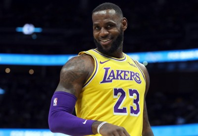 NBA》湖人有可能收「甜瓜」?詹皇:這問題不該問我