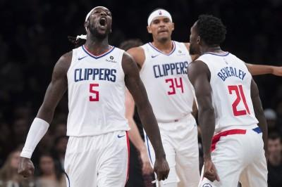 NBA》第四節大爆發 快艇逆轉破籃網