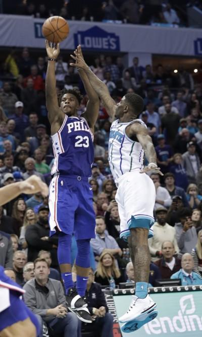 NBA》沃克60分成空響 巴特勒0.3秒準三分絕殺退黃蜂(影音)