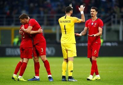 足球》沒C羅也沒差!葡萄牙提前晉歐國聯賽4強
