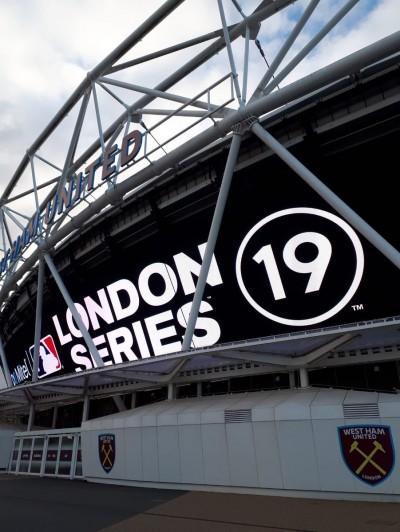 MLB》史上首次歐洲例行賽 「基襪大戰」倫敦開打