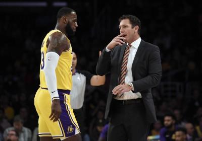 NBA》執教湖人與詹皇的完美人選 熱火總教練盛讚華頓