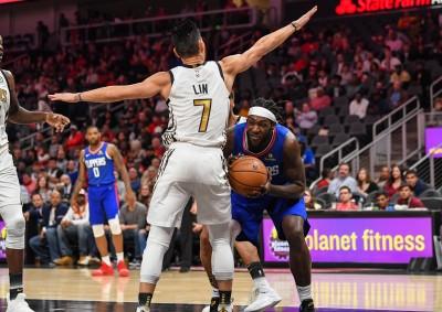 NBA》冰豪冰滿! 老鷹第四節遭逆轉苦吞8連敗