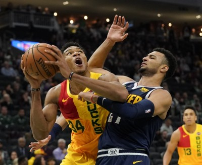 NBA》「字母哥」、布雷德索合砍52分 公鹿輾壓金塊