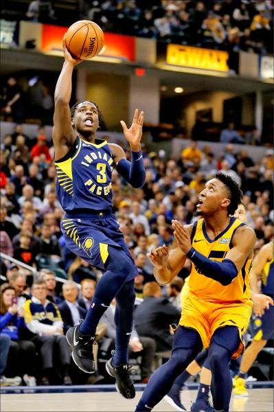 NBA開季4驚奇》板凳菜鳥救火 溜馬鎖住勝果