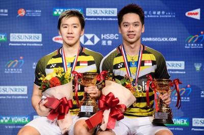 羽球》進決賽奪冠率破9成  印尼男雙組合完全宰制