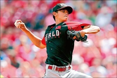 MLB》黃暐傑列遊騎兵40人名單內 明年將參加大聯盟春訓