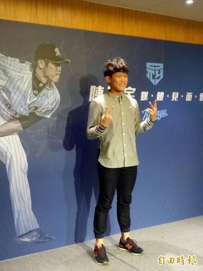 日職》自認明年能更好 陳冠宇感謝首席教練鼓勵