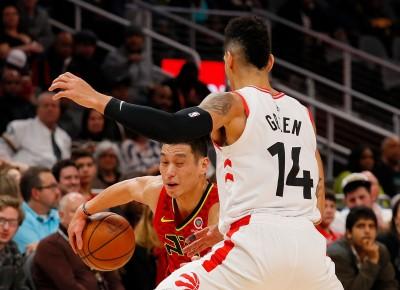 NBA》林書豪驚人效率轟26分 一數據寫生涯新高