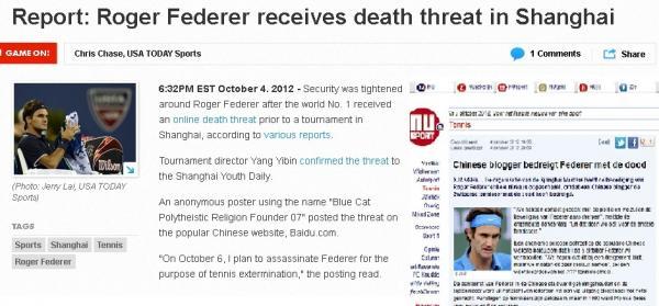 國際媒體也報導了這次的相關新聞,大圖為USA TODAY的報導,小圖為NU SPORT的報導。(圖擷取自USA TODAY以及NU SPORT)