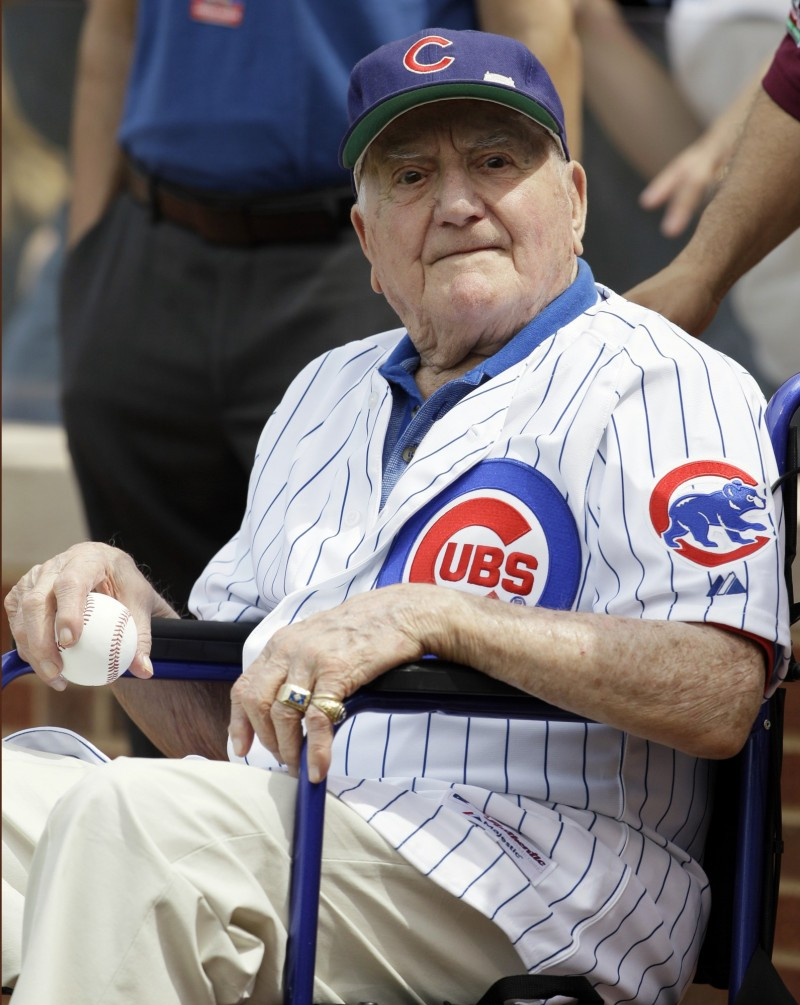 小熊最後一名世界大賽成員逝世 享壽98歲