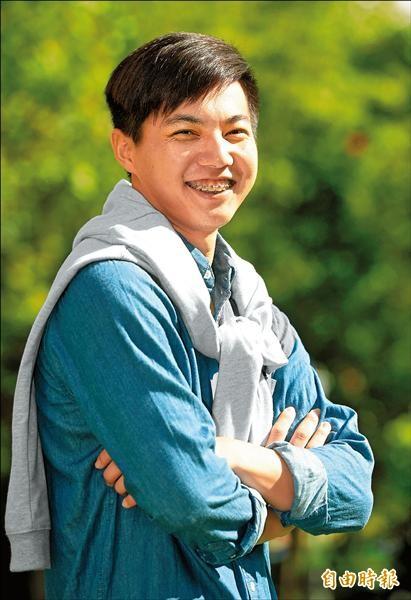 郭俊麟近年國際賽表現不錯,他認為是運氣好。(記者林正堃攝)