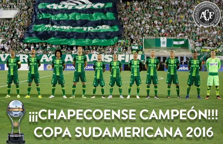 南美足協正式宣佈 查比高恩斯獲南美盃冠軍