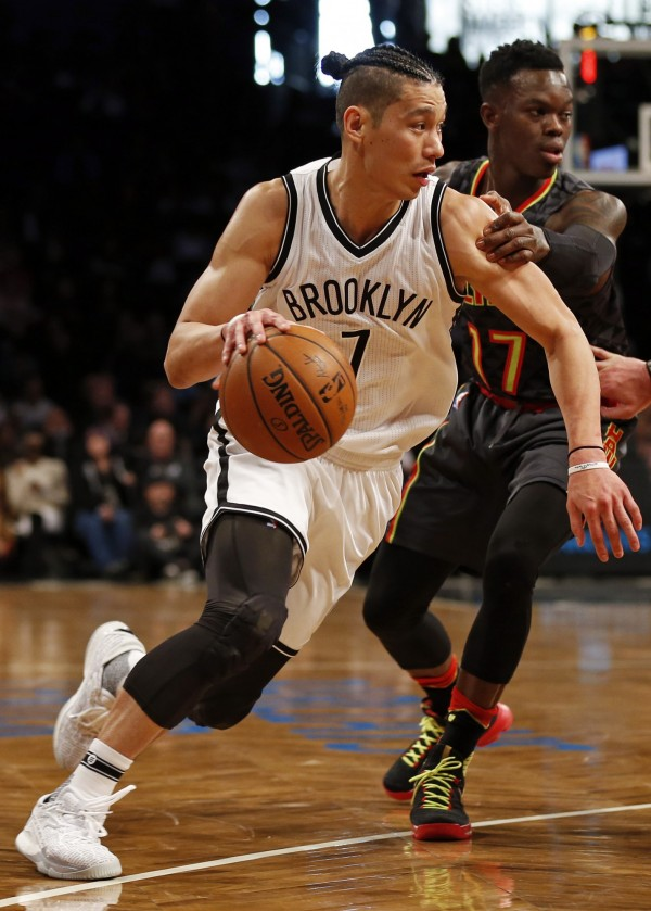 台裔NBA球星林書豪。(資料照,美聯社)
