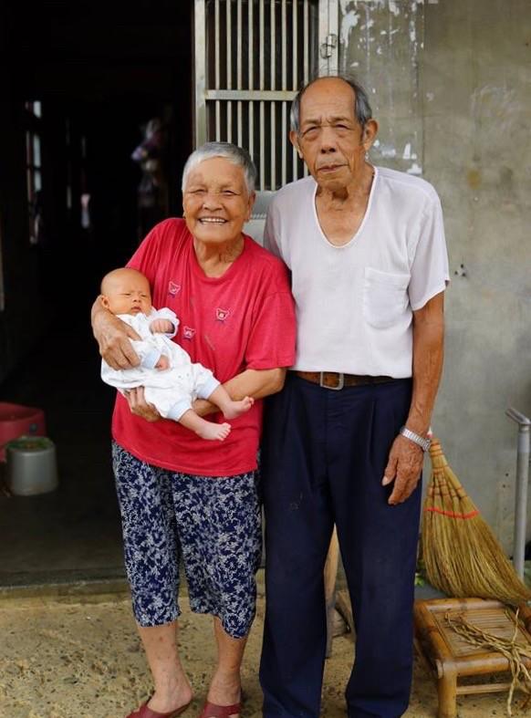 狂賀!鄭兆村楊梅清潔隊員之子   家人與有榮焉
