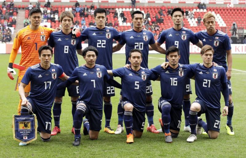 2018世界盃球隊介紹:日本 - 2018 世界盃足球賽 - 自由體育