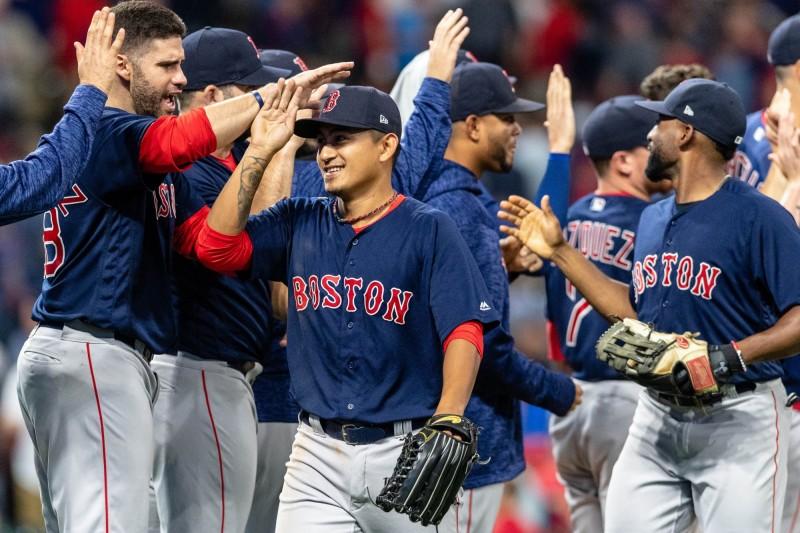 MLB》波士頓也有「林來瘋」 紅襪官網學紐約盛讚林子偉