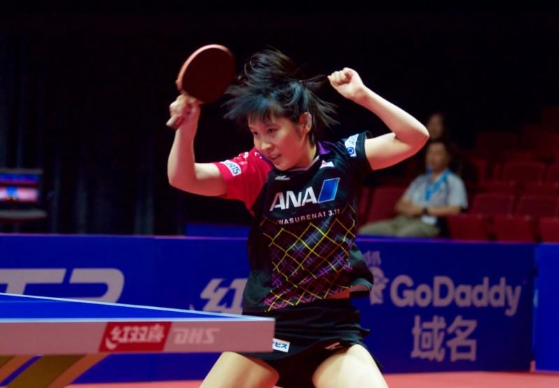 桌球》全日本錦標賽 平野美宇奪冠寫史上最年輕紀錄 (影音)