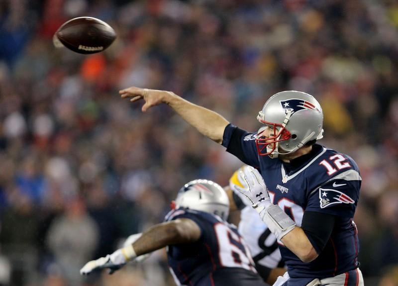 NFL》布雷迪七度晉超級盃 愛國者與獵鷹爭冠