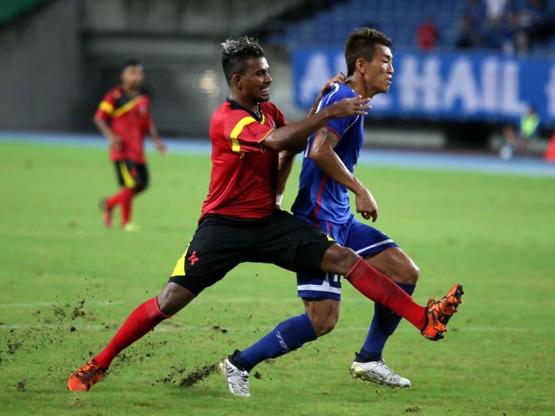 足球》亞洲盃資格賽最終輪 台灣強碰巴林、土庫曼、新加坡