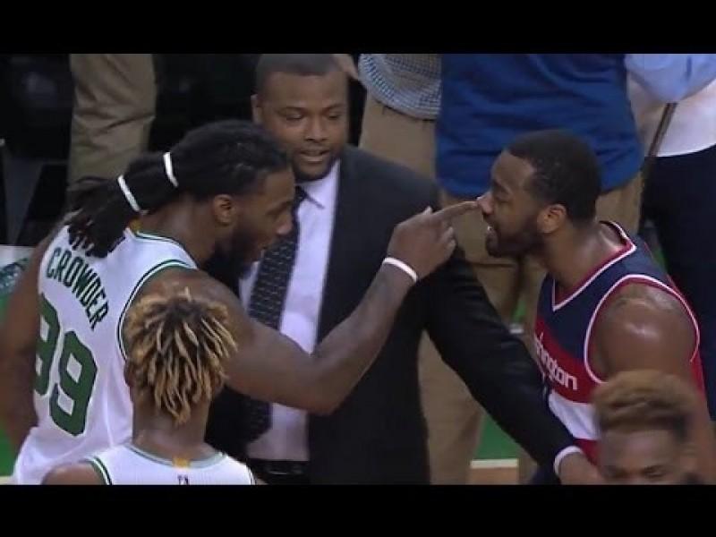 NBA》與綠衫軍衝突後首次交手 沃爾:不要打太髒(影音)