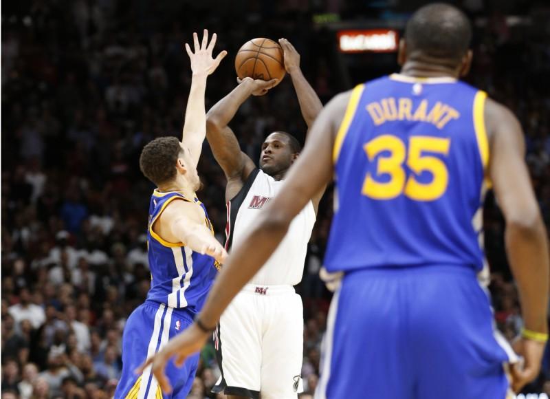 NBA》勇士遭絕殺吞敗  杜蘭特大讚前隊友