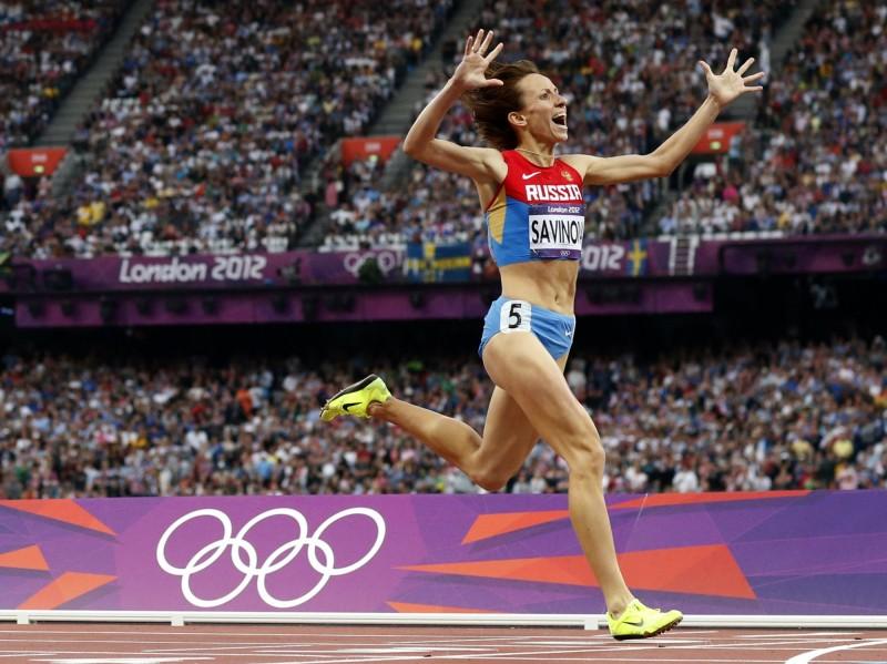 田徑》奧運在內5獎牌取消 俄國女將仍禁賽4年