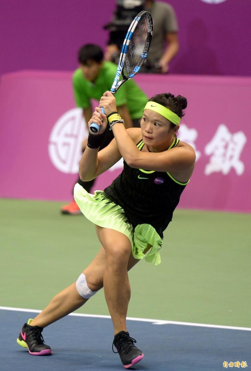 網球》海峽組合出師不利 莊佳容杜拜女雙無緣衛冕