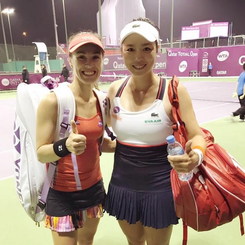 網球》杜拜女網「辛然配」驚天大逆轉晉8強