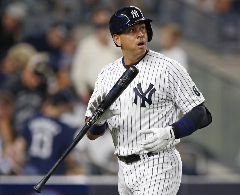 MLB》生涯差4發就達700轟 A-Rod談復出可能性「零」