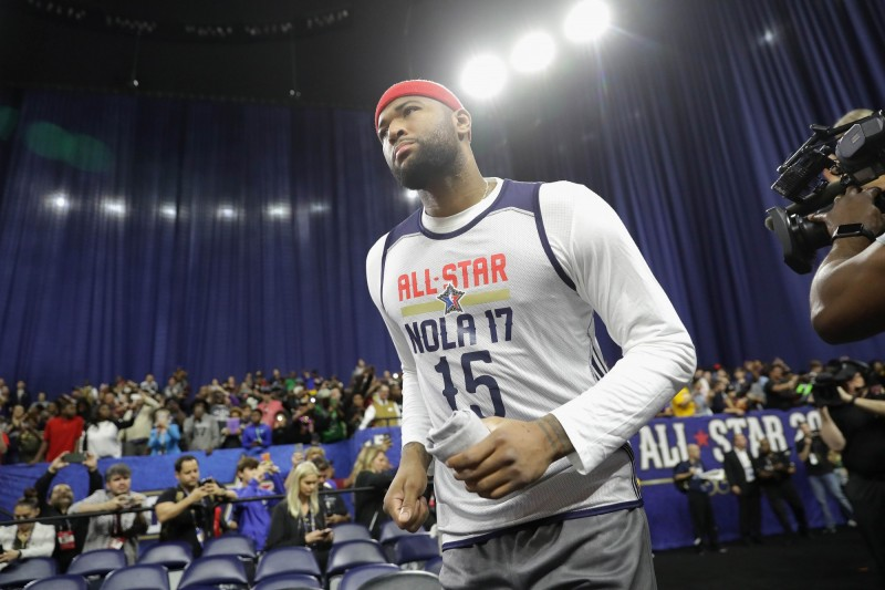 NBA》表弟抵達紐奧良 感性謝謝國王球迷