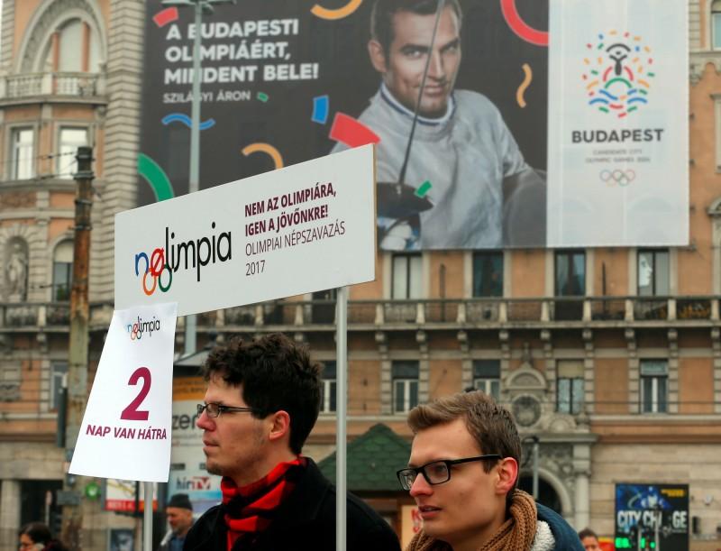 奧運》布達佩斯退出 2024年申辦城市剩巴黎、洛杉磯