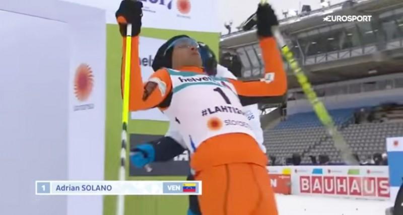 他被笑史上最爛滑雪選手 背後故事紅到全世界(影音)