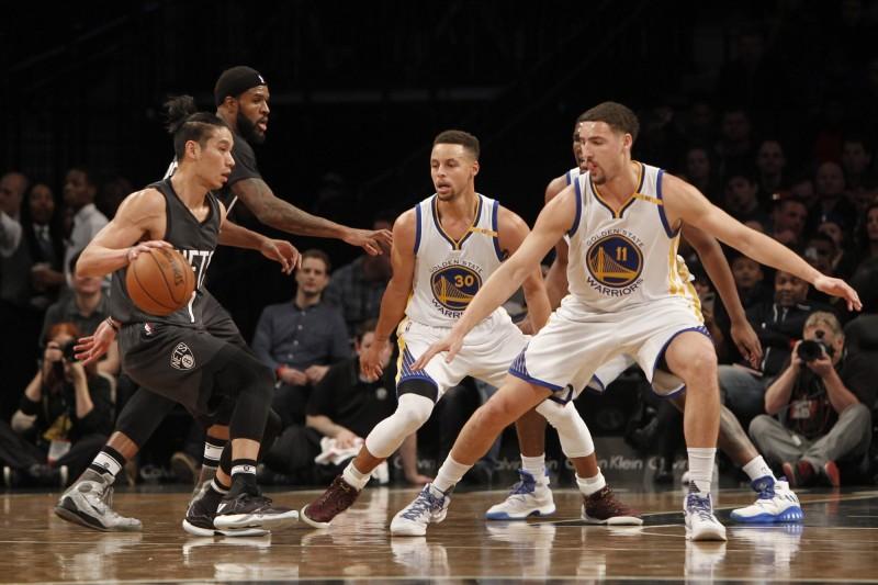 NBA》48勝9敗 VS 9勝48敗  林書豪面臨勇士大考驗