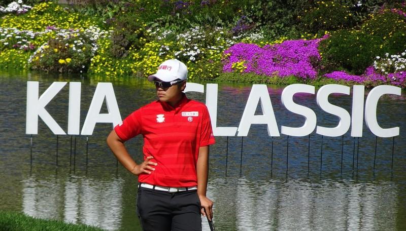 LPGA起亞菁英賽》錢珮芸第二回合飆全場最佳66桿 衝上並列第8