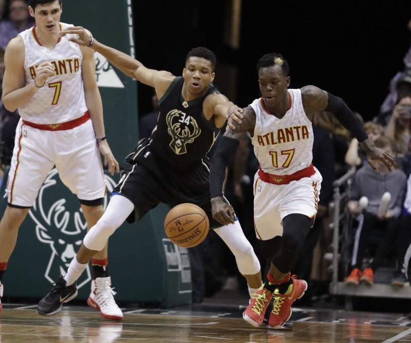 NBA》最後一擊失手 老鷹不敵公鹿吞六連敗