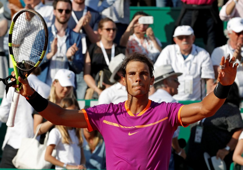 網球》紅土蠻牛狂奔!鎖定蒙地卡羅名人賽十冠