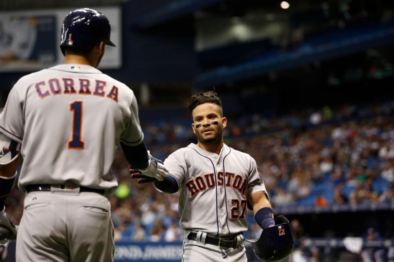 MLB》小巨人本季首轟無用  太空人遭逆轉還傷了春哥