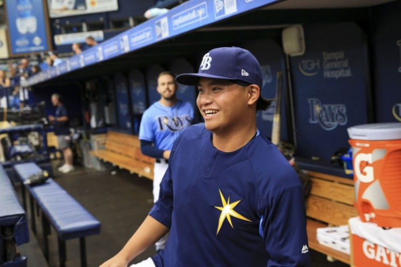 MLB》一路奔波到初登板 胡智為興奮談感想