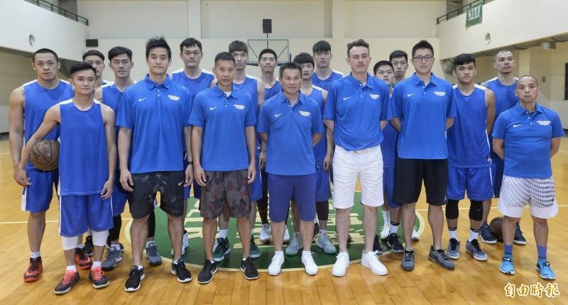 籃球》世界盃亞洲區分組出爐 台灣與澳、菲、日強碰