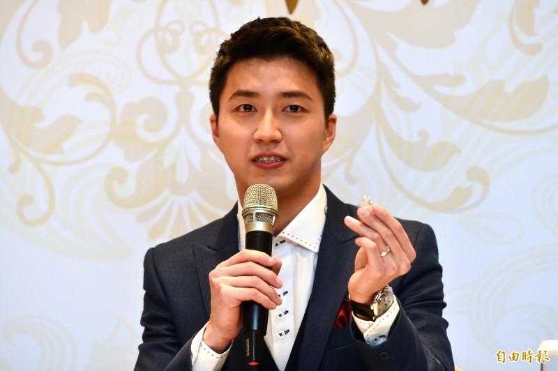 世界最帥桌球選手不是江宏傑 竟是他!