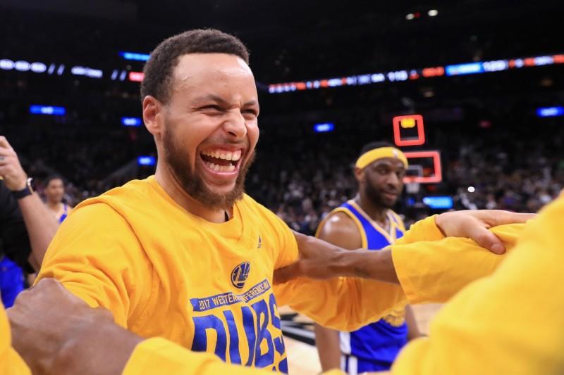 NBA》總冠軍賽前12連勝 勇士創多項紀錄