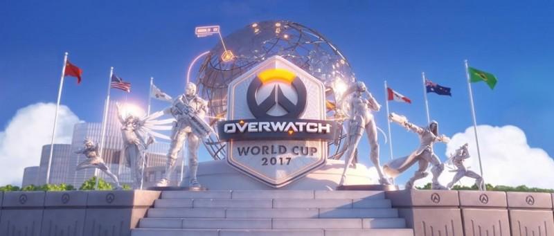 鬥陣特攻》世界盃台灣、香港代表隊名單出爐
