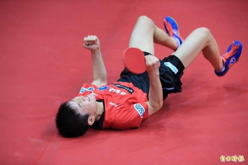 中國桌球賽》日本怪物少年又發威 13歲打敗41歲!