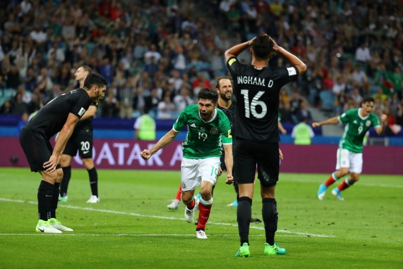 聯合會盃》佩拉爾塔破門逆轉 墨西哥淘汰紐西蘭 (影音)