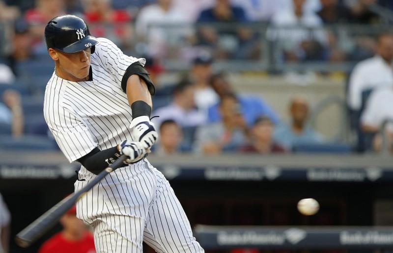 MLB》「法官」賈吉敲出本季25轟 小球迷樂翻